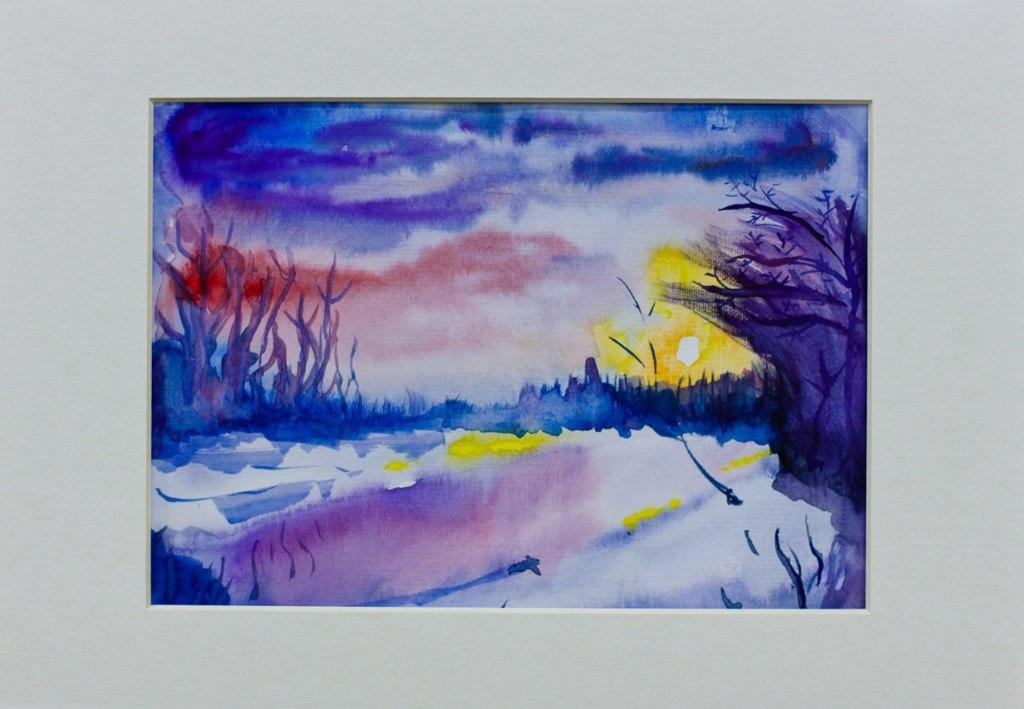 курсы акварельной живописи в Минске