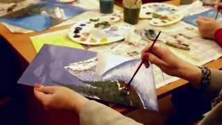 Акриловая живопись